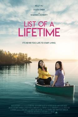 List of a Lifetime-full